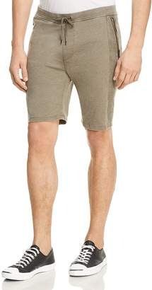 John Varvatos Burnout Sweatshorts - 100% Exclusive