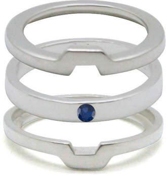 """Ardson Women's Triple Band Ring """"Morphosis"""""""