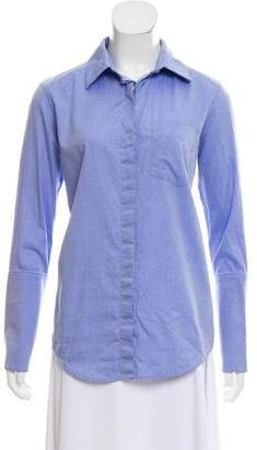 Protagonist Long Sleeve Button-Up Top