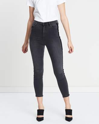 Bella Stripe Jeans