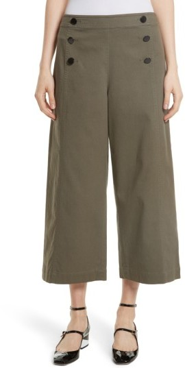 Women's Kate Spade New York Crop Military Pants