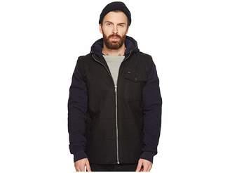 RVCA Breaker Breaker Puff Jacket Men's Coat