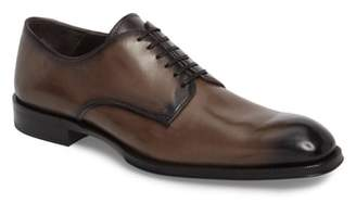 To Boot Academy Plain Toe Derby