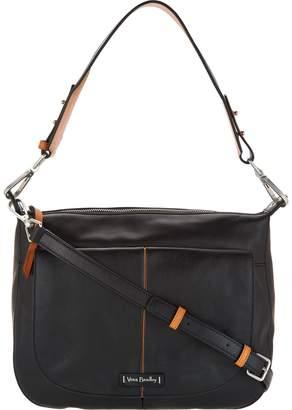 Vera Bradley Gallatin Leather Carson Shoulder Bag