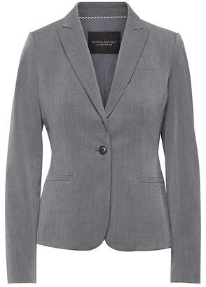Banana Republic Classic-Fit Machine-Washable Blazer