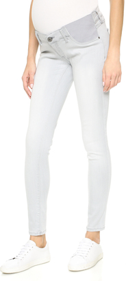 DL1961 Emma Maternity Ankle Skinny Jeans $178 thestylecure.com