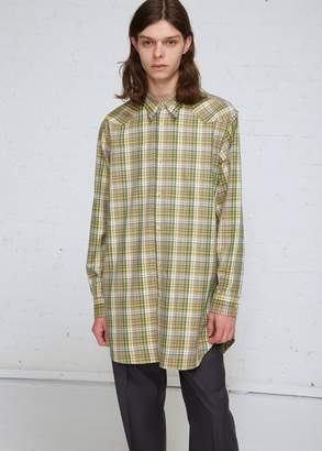 Maison Margiela Check Shirt