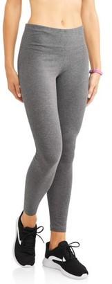 Athletic Works Women's Active Core Cotton Legging
