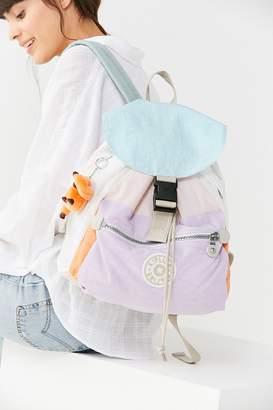 Kipling X UO Colorblock Keeper Backpack