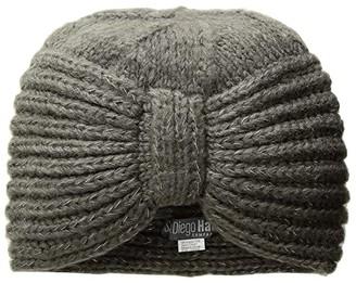 6dc4837c9e5f San Diego Hat Company KNH3477 Knit Lurex Yarn Turban