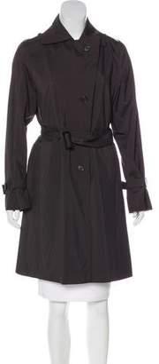 Loro Piana Lightweight Button-Up Coat