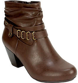 Rialto Ankle Booties - Cane