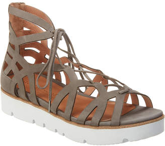 Gentle Souls Larina Leather Gladiator Sandal
