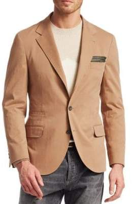 Brunello Cucinelli Notch Lapel Sportcoat