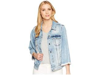 Liverpool Bell Sleeve Jean Jacket