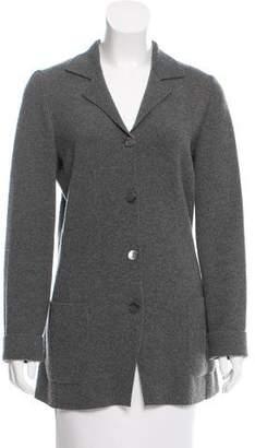 Loro Piana Cashmere Button-Up Cardigan