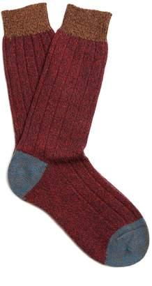 Pantherella Scott Nichol Burghley socks