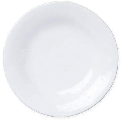 VIETRI Aurora Snow Dinner Plate
