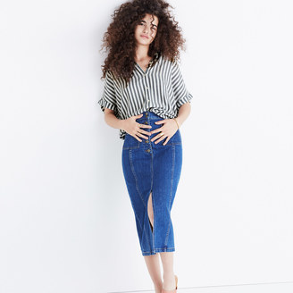 Central Shirt in Stripe $69.50 thestylecure.com