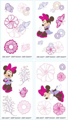 Disney Minnie Butterfly Dreams Wall Decals