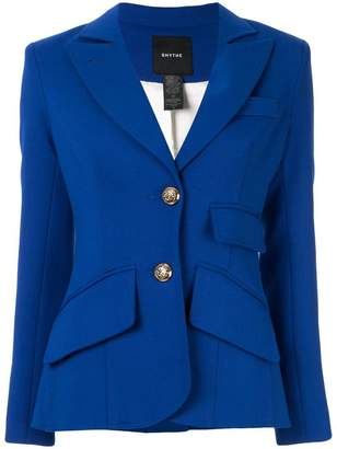 Smythe two button fitted blazer