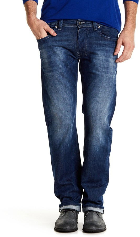 DieselDiesel Larkee Straight Leg Jean