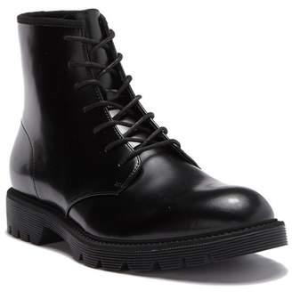 Modern American Designer Fenton Box Leather Boot