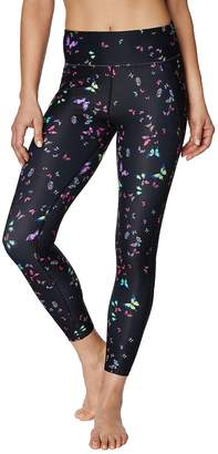 Betsey Johnson Performance Women's Butterfly Printed Leggings