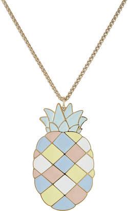 Paul & Joe Pineapple Pendant Necklace