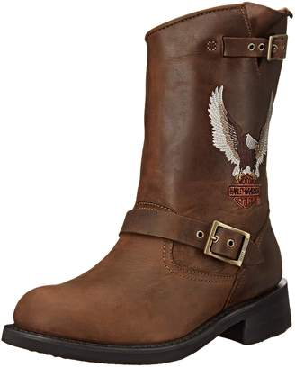 Harley-Davidson Men's Jerry Motorcycle Engineer Boot