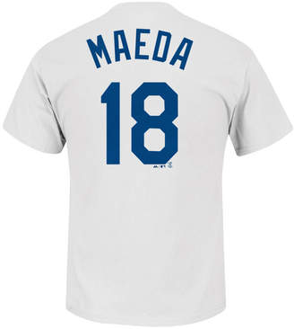 Majestic Men's Kenta Maeda Los Angeles Dodgers Official Player T-Shirt