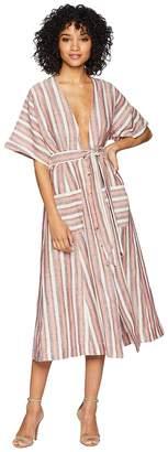 Free People Monday Midi Dress Women's Dress