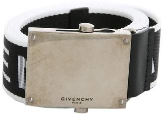 Givenchy Grosgrain Belt