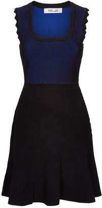 Diane von Furstenberg Adi Ribbed Dress