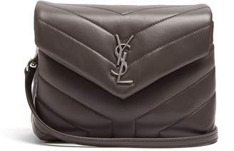 Saint Laurent Loulou Toy quilted-leather cross-body bag