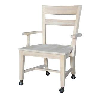 International Concepts Wheeled Office Chair