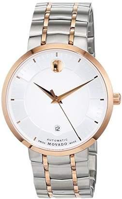 Movado Mens Watch 607063
