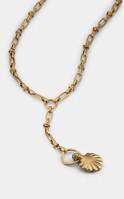 Eliza J Brinker & Women's Tallulah Y-Necklace - Gold