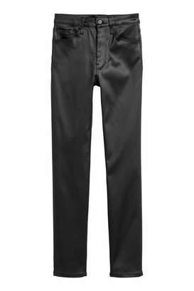 H&M Slim-fit Pants High waist