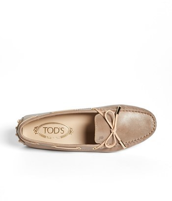 Tod\u0027s 'Heaven' Leather Moccasin