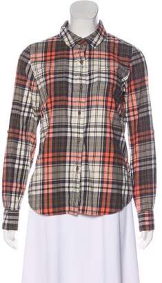 The North Face Long Sleeve Button-Up Blouse