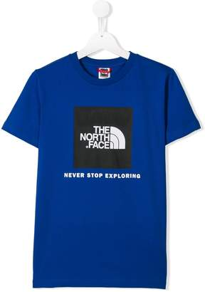 The North Face Kids TEEN graphic print T-shirt