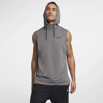 Nike Dri-FIT Hooded Men's Sleeveless Training Top