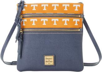 Dooney & Bourke NCAA Tennessee Triple Zip Crossbody