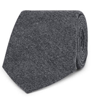Brunello Cucinelli 6.5cm Wool, Silk And Cashmere-Blend Tie