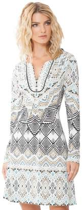 Hale Bob Shinta Jersey Dress