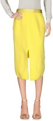 Dion Lee Knee length skirts