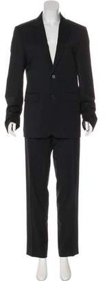Wooyoungmi Wool Two-Piece Suit