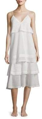 Jonathan Simkhai Cotton Voile Slip Dress