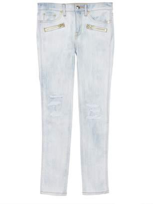 Juicy Couture Tie Dye Denim Skinny Jean for Girls